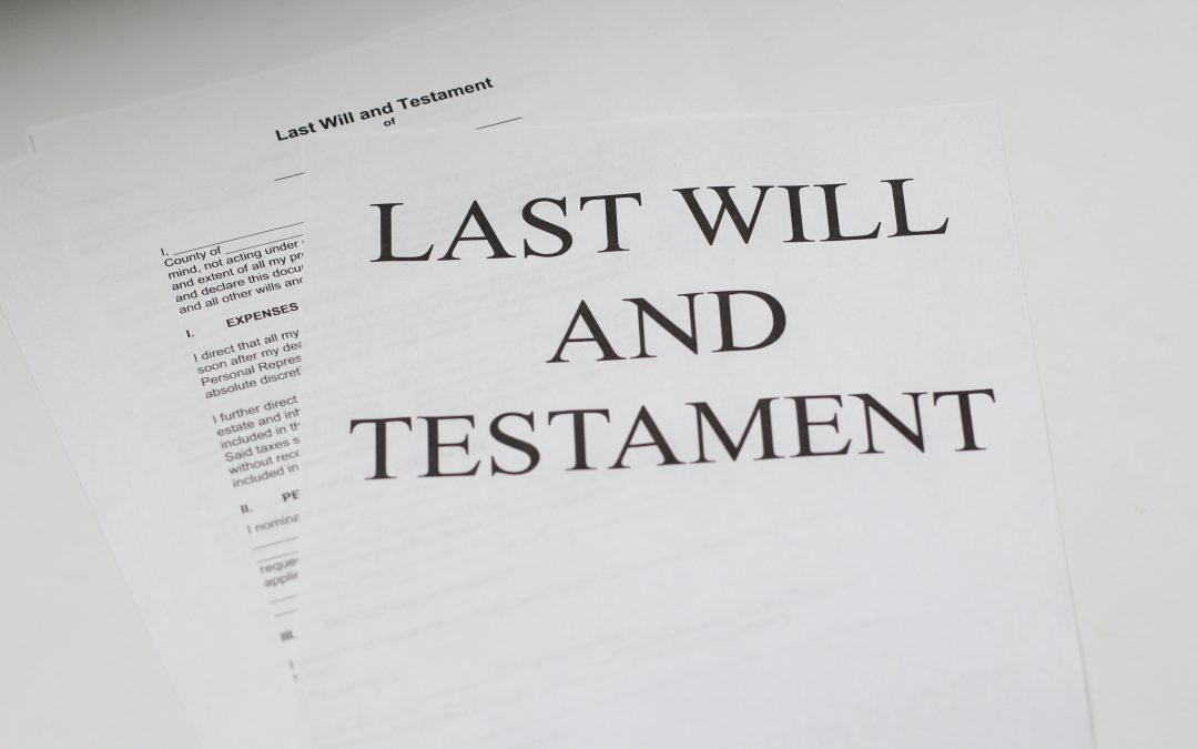 Is there someone you have considered leaving out of your Will?